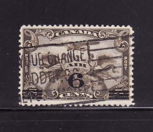 Canada C3 Set U Airmail, Allegory of Flight (C)