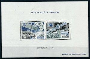 [I1675] Monaco 1991 Europa good sheet very fine MNH $200