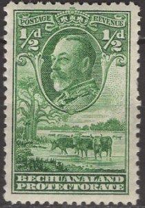 Bechuanaland Protectorate; 1932: Sc. # 105; **/MNH Single Stamp