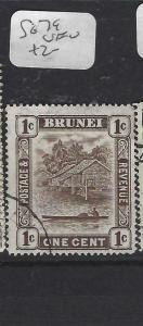 BRUNEI  (P1005BB)  1 C  SG 79   VFU