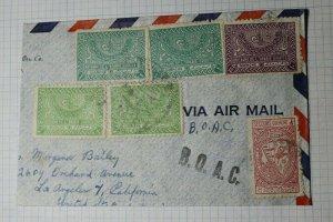 Saudi Arabia BOAC Cut Piece Sc# RA7 160 163 169