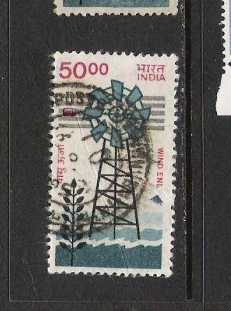 INDIA 900A VFU WIND ENERGY 166A A