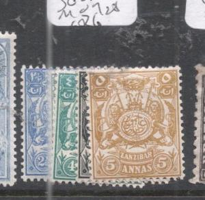 Zanzibar SG 213-7 MOG (5dnk)