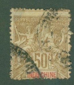 INDO-CHINA 18 USED CV$ 9.50 BIN$ 4.00