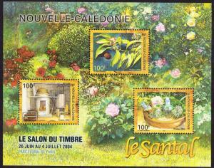 New Caledonia Sandalwood Distillery MS SG#MS1324