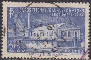 France 388 Pumping Station at Marly 1939