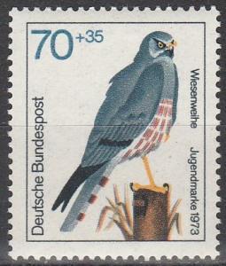 Germany #B499  MNH CV $3.50 (S3244)