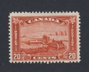 Canada MH Stamp #175-20c Combine MH F+ Guide Value = $35.00