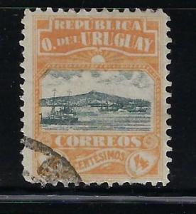 Uruguay 228 Used