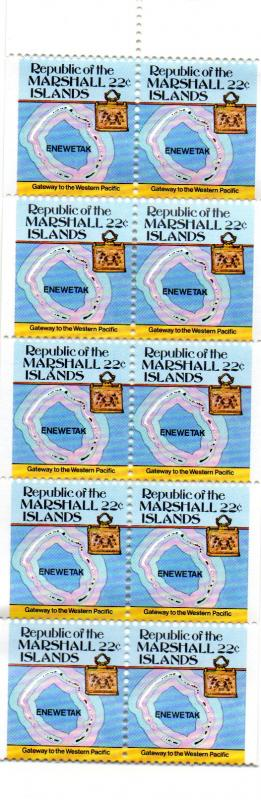 Marshall Islands 42a MNH