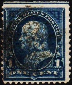 U.S.A. 1894 1c S.G.267 Fine Used