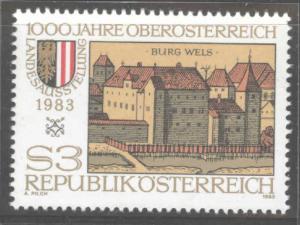 Austria Osterreich Scott 1238 MNH** 1983  stamp