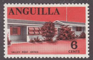 Anguilla 22 Valley Post Office 1967