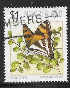 New Zealand Used  [9293]