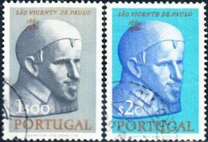 Portugal #909-912  Used Set