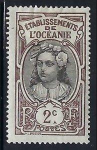French Polynesia 22 MOG R9-201-2