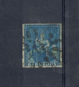 Barbados Scott 6 VF    [ID#433194]