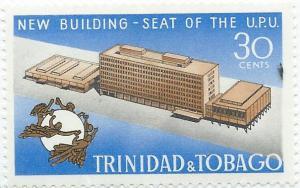 Trinidad & Tobago #186 (MLH) CV $0.50