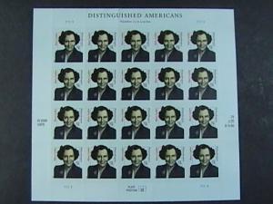 U.S.# 3432B-MINT/NEVER HINGED-PANE  20-DISTINGUISHED AMERICANS/MARY LASKER-2009