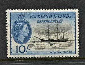 STAMP STATION PERTH -Falkland Is.Dep.#1L32 Definitive MNH OG VF- CV$55.00