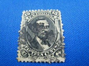 UNITED STATES, 1866 SCOTT #77 -  USED