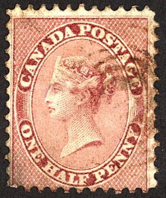Canada #11 Used