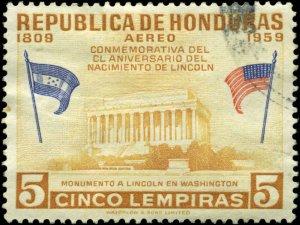 Honduras  Scott #C300 Used