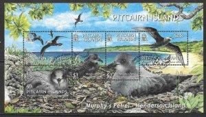 PITCAIRN ISLANDS SGMS679 2004 MURPHYS PETREL FINE USED
