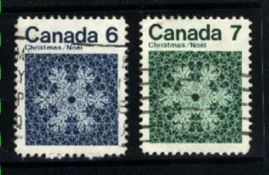 Can #554-55    -2   u   VF 1971 PD