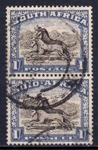 South Africa - Scott #62 - Used - SCV $10.00