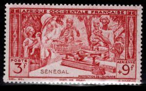 Senegal Scott CB4 MNH** Airmail semi-postal stamp