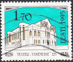 Estonia #293  Used