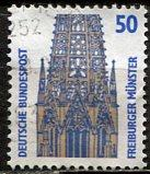 Germany; 1987: Sc. # 1524: O/Used Single Stamp