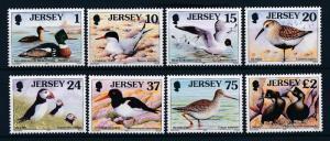 [40944] Jersey 1997 Birds Vögel Oiseaux Ucelli   MNH