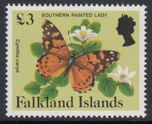 Falkland Islands - 1984 Insects and Spiders (£3) (MNH)
