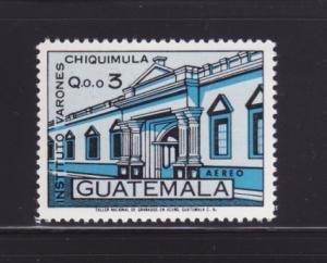 Guatemala C514 MNH Boys School in Chiquimula (E)