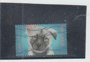 Norway  Scott#  1882  Used  (2019 Puppy)