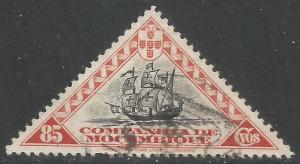 MOZAMBIQUE COMPANY 187 VFU SHIP Y876-2