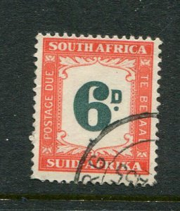 South Africa #J44 Used