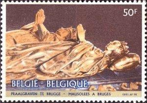 Belgium; 1981: Sc. # 1081: **/MNH Cpl. Set