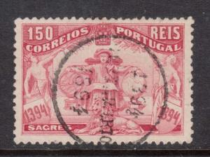 Portugal #106 VF Used
