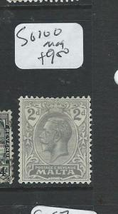 MALTA  (P1607B)  KG 2D    SG100  MOG