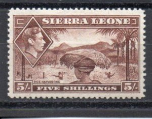 Sierra Leone 183 MLH