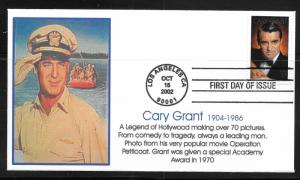 United States 3692 Cary Grant  NBC Cachet FDC (CG4)