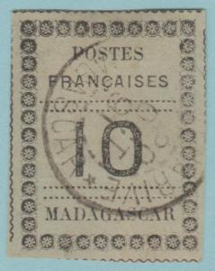 Madagascar 9 D'Occasion - N° Défauts ! Très Fine
