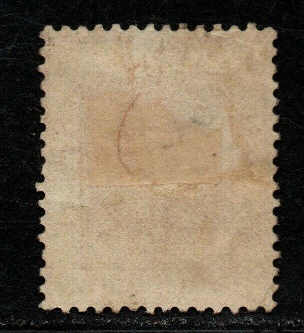 $Orange River Colony Sc#3a M/H/VF, pale brown, Cv. $24