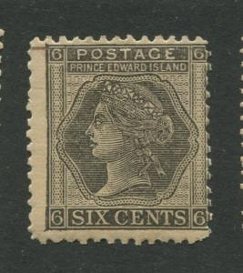 Prince Edward Is. - Scott 15 - QV Definitive Issue -1872 - MNH- Single 6c Stamp