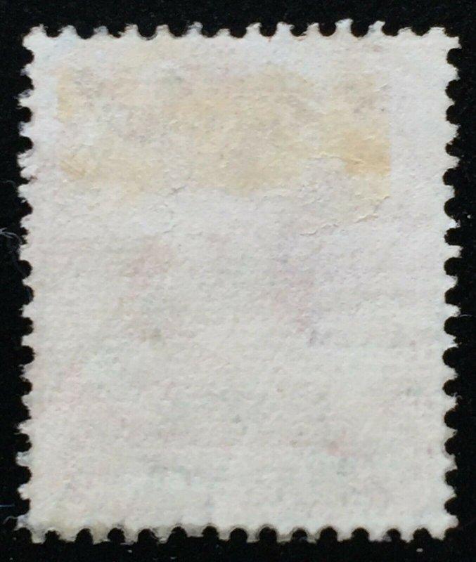 Malaya Straits Settlements BMA opt KG VI 8c pmk AMSTERDAM CENTRAL postmark M2324