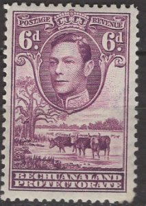 Bechuanaland Protectorate; 1938: Sc. # 130; *+/MLH Single Stamp