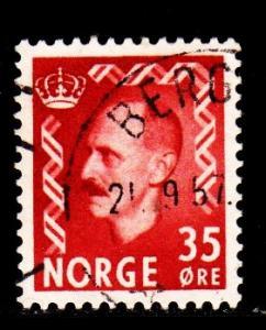 Norway - #312 King Haakon VII - Used (A)